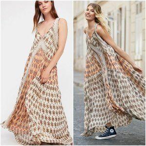 Free People We Broke Free Maxi Dress